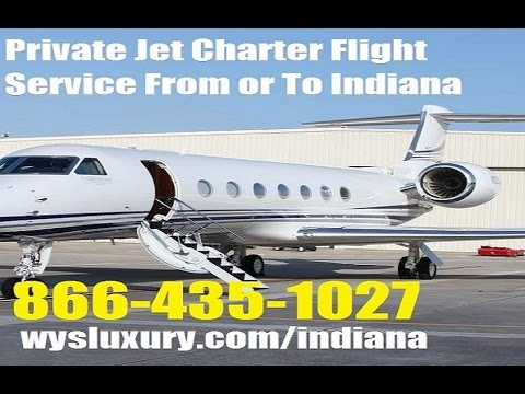 Least Private Jet Charter Flight Service Indianapolis Indiana