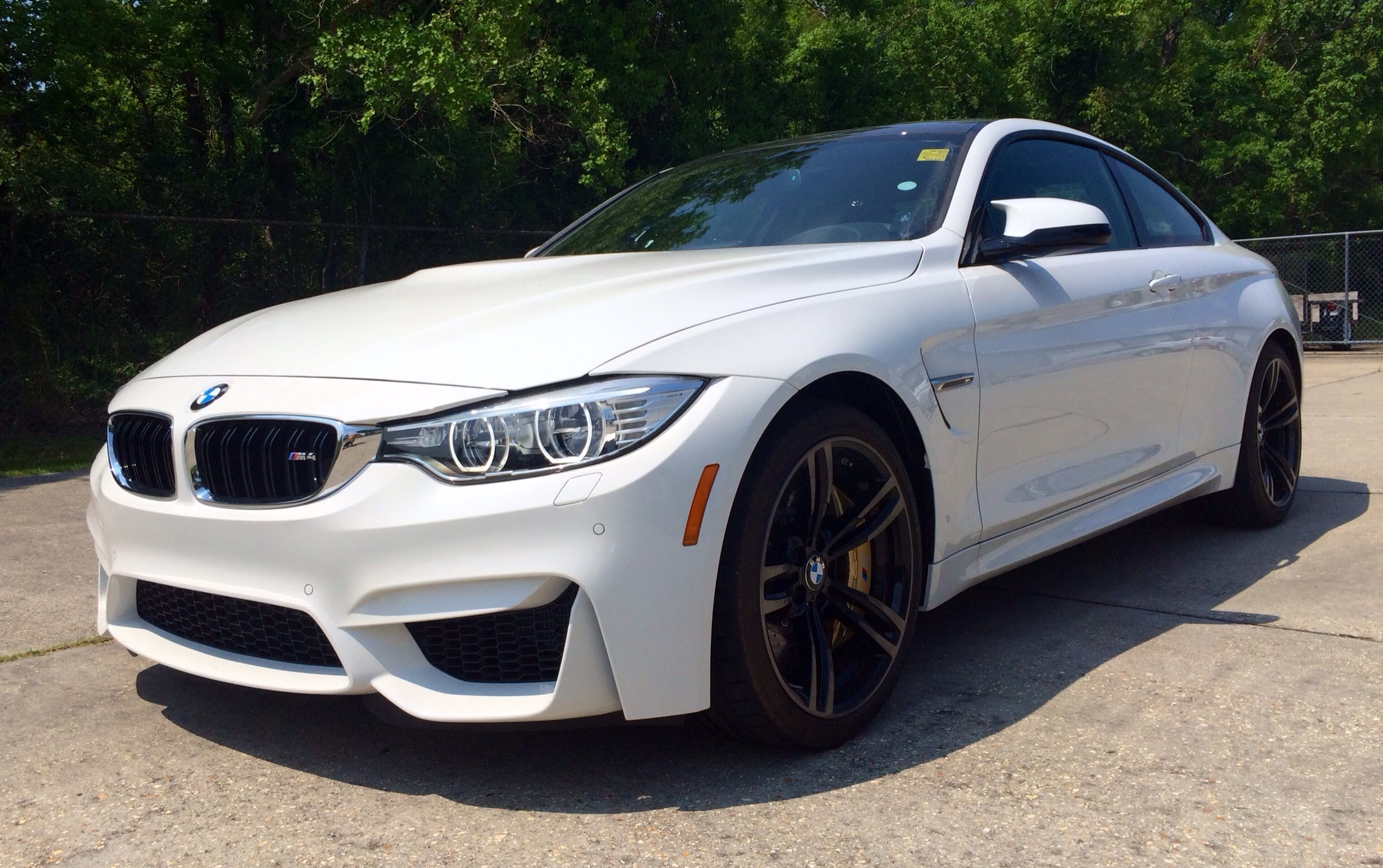 2015 BMW M4 Car Review Video Indiana