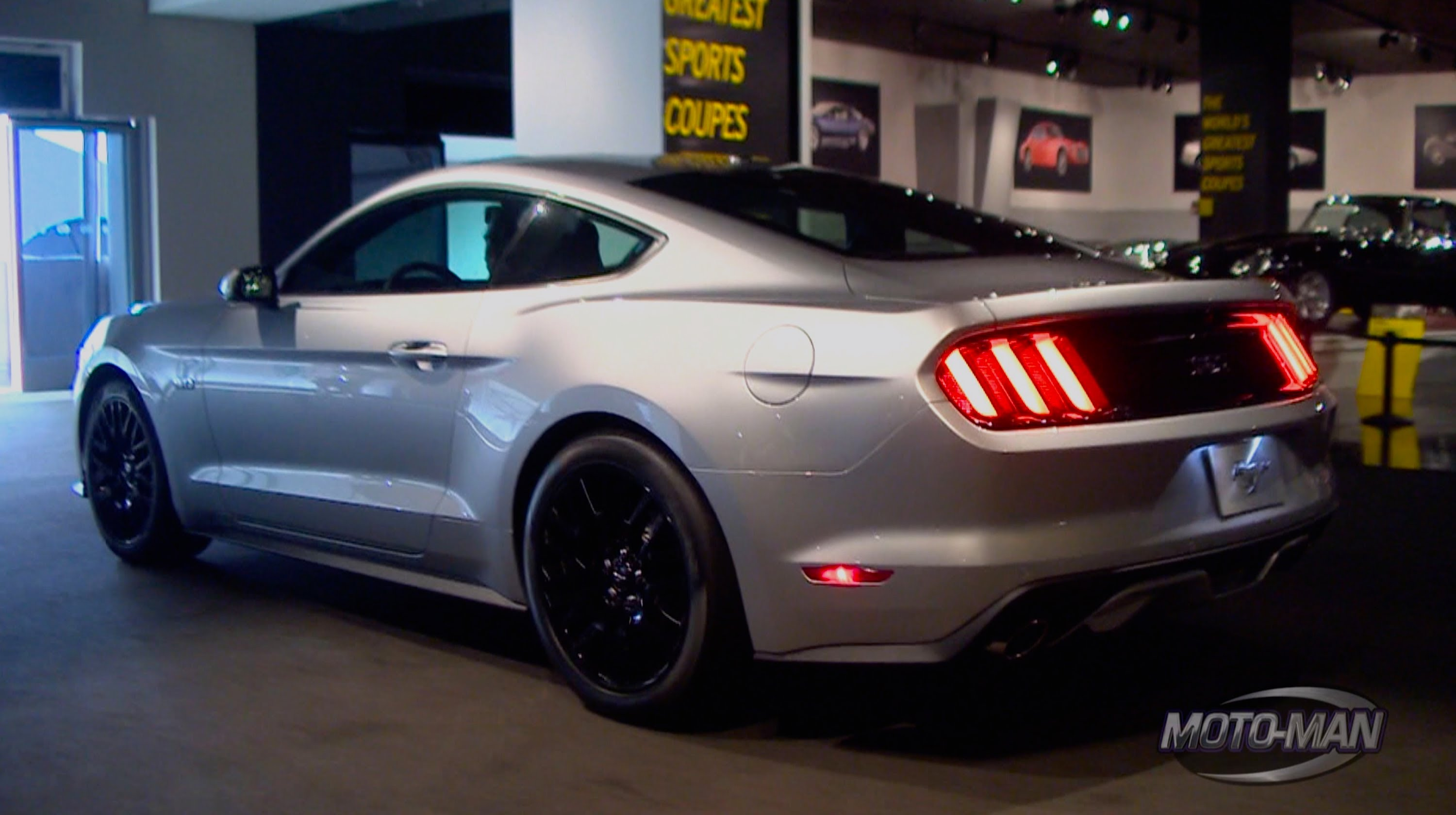 2015 Ford Mustang Car Review Video