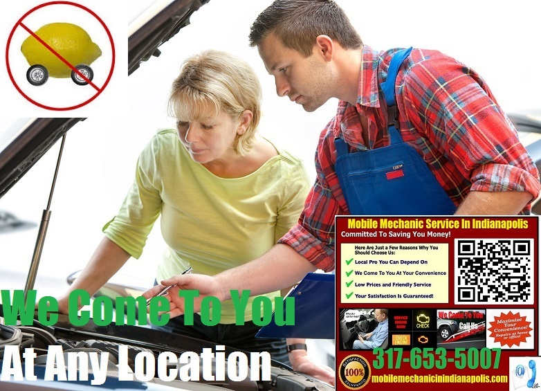 Pre Purchase Car Inspection Indianapolis Mobile Auto Mechanic Service